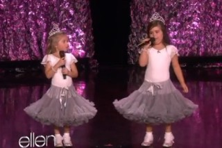 Sophia Grace And Her Hype Girl Show Off Their Swag On 'Ellen'