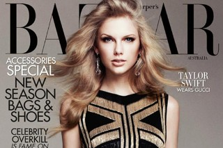 Taylor Swift Stuns Us In 'Harper's Bazaar' Australia (PHOTOS)