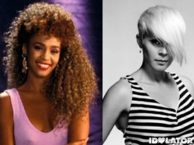 whitney houston robyn mashup