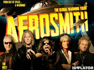 Aerosmith-tour
