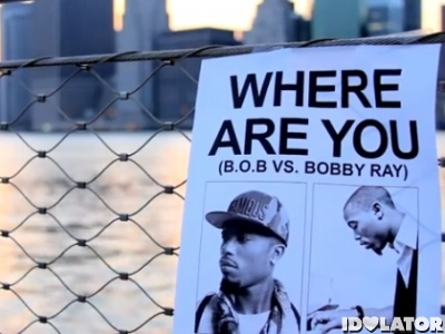 B.o.B vs Bobby Ray Where Are You