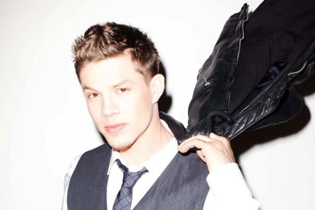 Chris Rene jacket tie