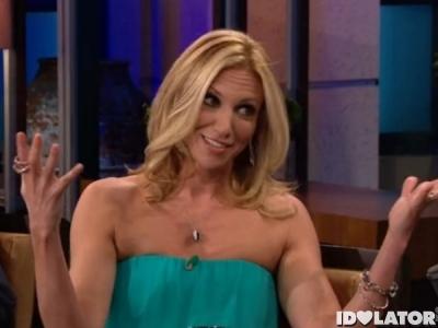 Debbie Gibson Tonight Show Jay Leno March 2012
