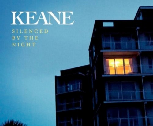 Keane Silenced By The Night single art