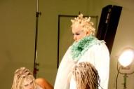 "Kerli's ""Zero Gravity"" Video: An Exclusive Glimpse Behind The Scenes (PHOTOS)"