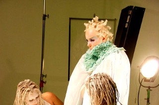 "Kerli's ""Zero Gravity"" Video: An Exclusive Glimpse Behind The Scenes (PHOTOS)"