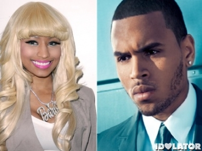 Nicki Minaj Chris Brown Right By Your Side