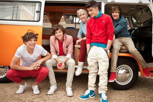 One Direction 5