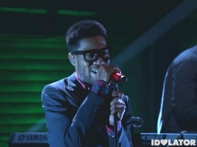 WZRD Kid Cudi Teleport To Me live Conan March 2012 WZRD