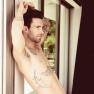 adam levine photo shoot
