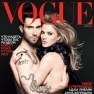 adam levine naked russian vogue