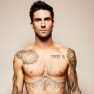 adam levine naked cancer ad