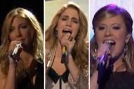 'American Idol': A Blondie Bids Adieu