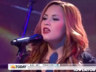 demi lovato live give your heart a break