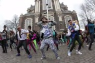 Watch The Making Of Far East Movement & Justin Bieber's 'Live My Life' Video