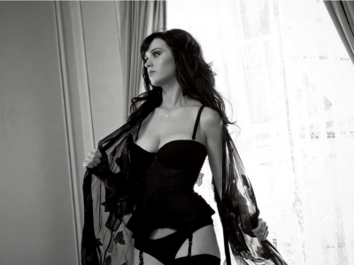 katy perry lingerie