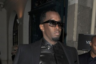 Kanye West, Alicia Keys & Diddy Are Black & White For Paris Fashion Week (PHOTOS)