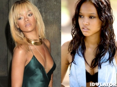 rihanna chris brown girlfriend
