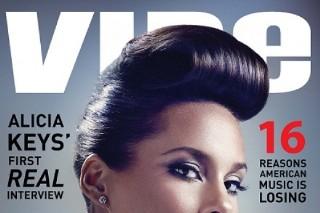 Alicia Keys Covers 'VIBE'