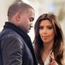 kanye west and kim kardashian shopping