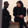 Kanye West And Kim Kardashian Theraflu