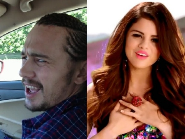 "Watch James Franco Sing Along To Selena Gomez's ""Love You ..."