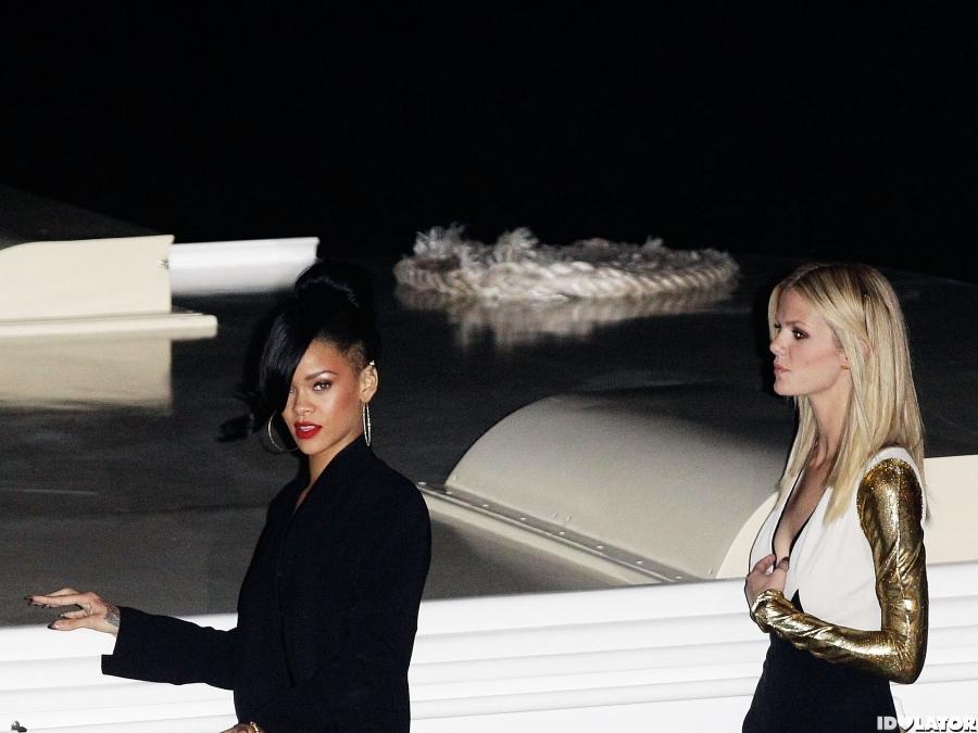 Rihanna Battleship Sydney Premiere