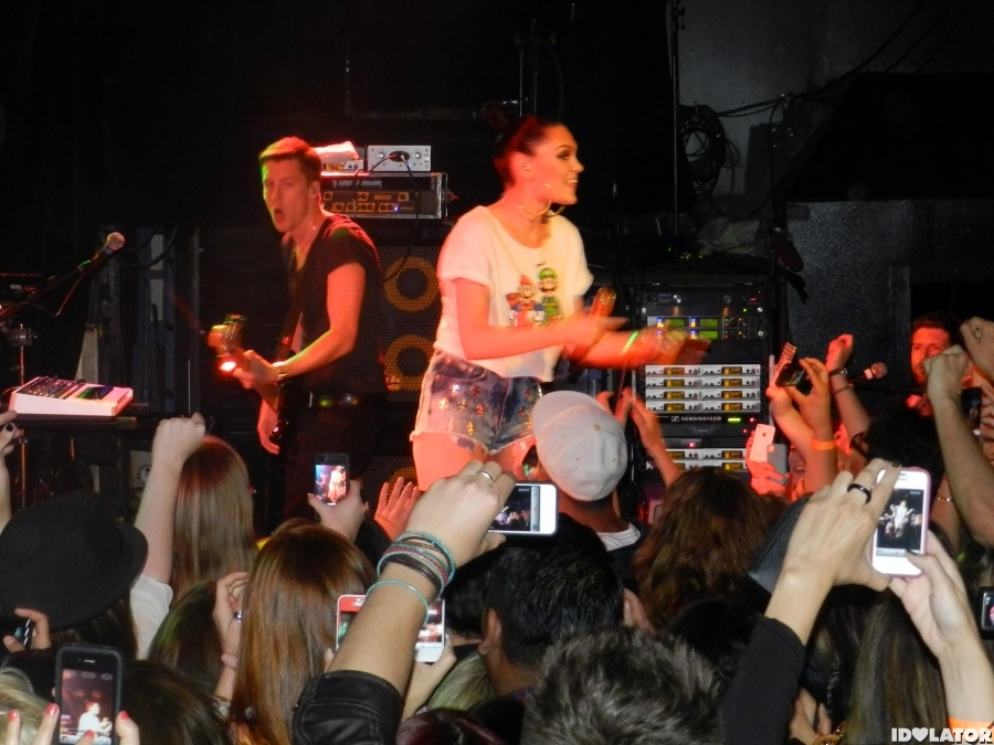 Jessie J Performs At The Roxy