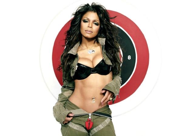 Janet Jackson Timeless Diva