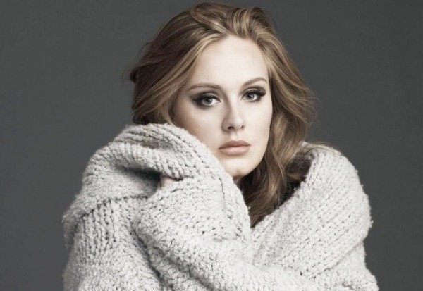 Adele sweater promo shot 21 Someone Like You