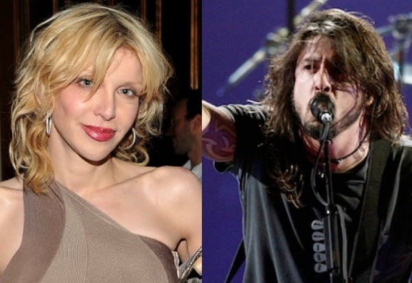 courtney love dave grohl