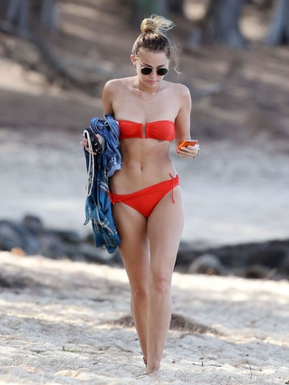 Miley Cyrus: Hottest Photos