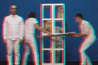 "OK Go Pop Out 3D ""White Knuckles"" Video"