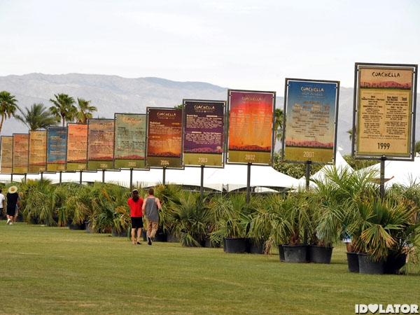 coachella signs