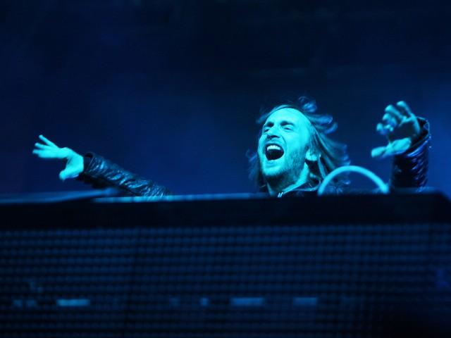 Coachella 2012: David Guetta