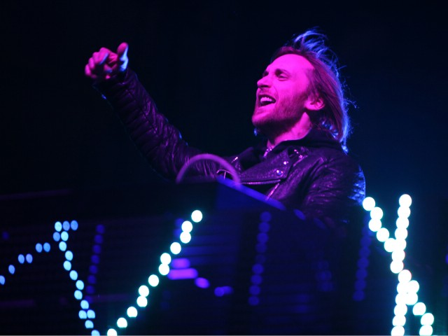 Coachella 2012: David Guetta