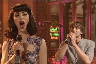 Gotye And Kimbra Get To Know 'Saturday Night Live'
