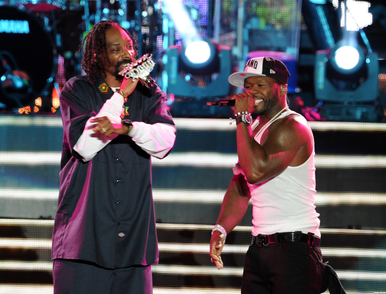Coachella 2012: Snoop Dogg and 50 Cent