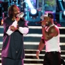 Snoop Dogg and 50 Cent perform at Coachella 2012