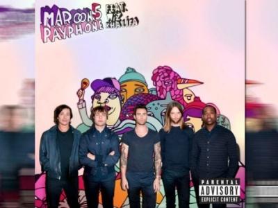 Maroon 5 Wiz Khalifa Payphone 1