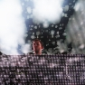Calvin Harris performs at Coachella 2012.