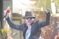 Axl Rose Tweets Apology To Cleveland, Ohio