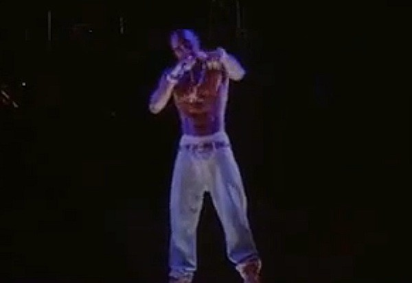 Tupac 2Pac Shakur Coachella Hologram Snoop Dogg Dr. Dre