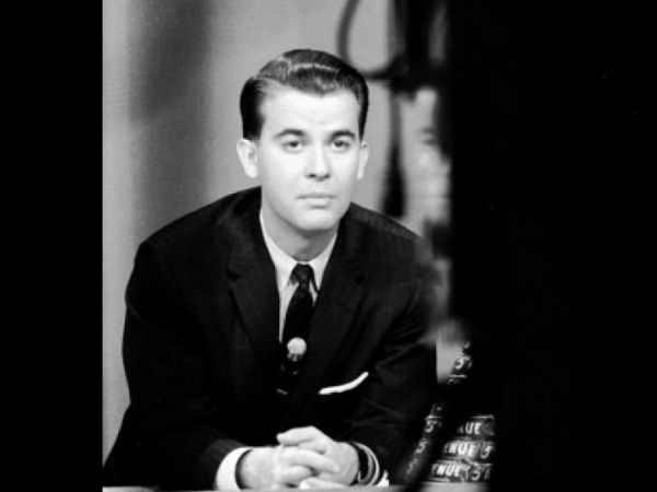 Dick Clark American Bandstand 1 black white