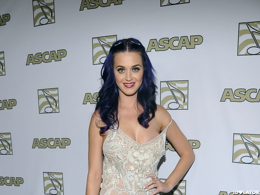 Katy Perry Attends ASCAP Pop Music Awards