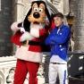 Justin Bieber Disney Christmas Parade