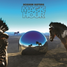 scissor sisters magic hour album cover