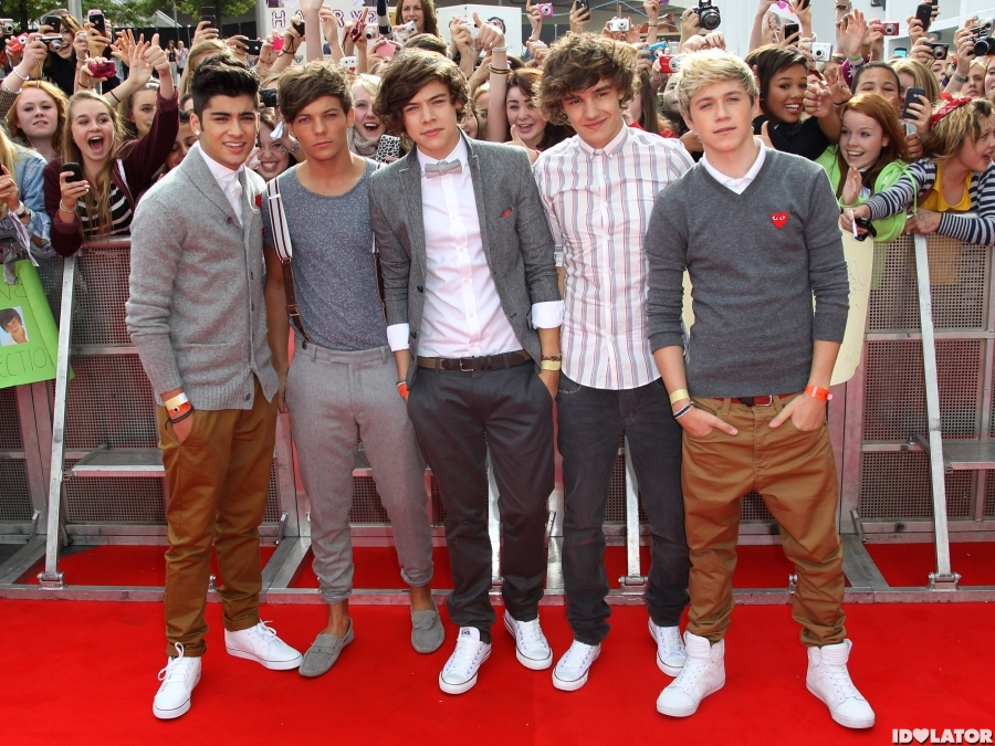 One Direction: Hottest Photos
