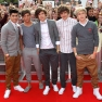 One-Direction-red carpet BBC teen awards