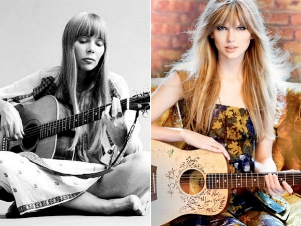 Taylor Swift Girls Like Us Joni Mitchell